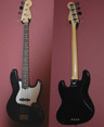 photo of 2001 Fender American 4 String Jazz Bass Ebony
