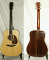 photo of 2002 Bourgeois D-150 Indian Rosewood