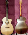 photo of 2001 Lowden O-25C Cedar Rosewood